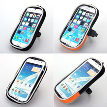 Bike accessories Motorcycle Cycling Bike Bicycle Holder Front Frame Handlebar Bag Pouch Phone Case For 4.7inch/5.5inch Phone