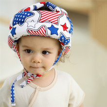 Baby Safety Learn to Walk Cap Anti-collision Protective Hat Safety Helmet