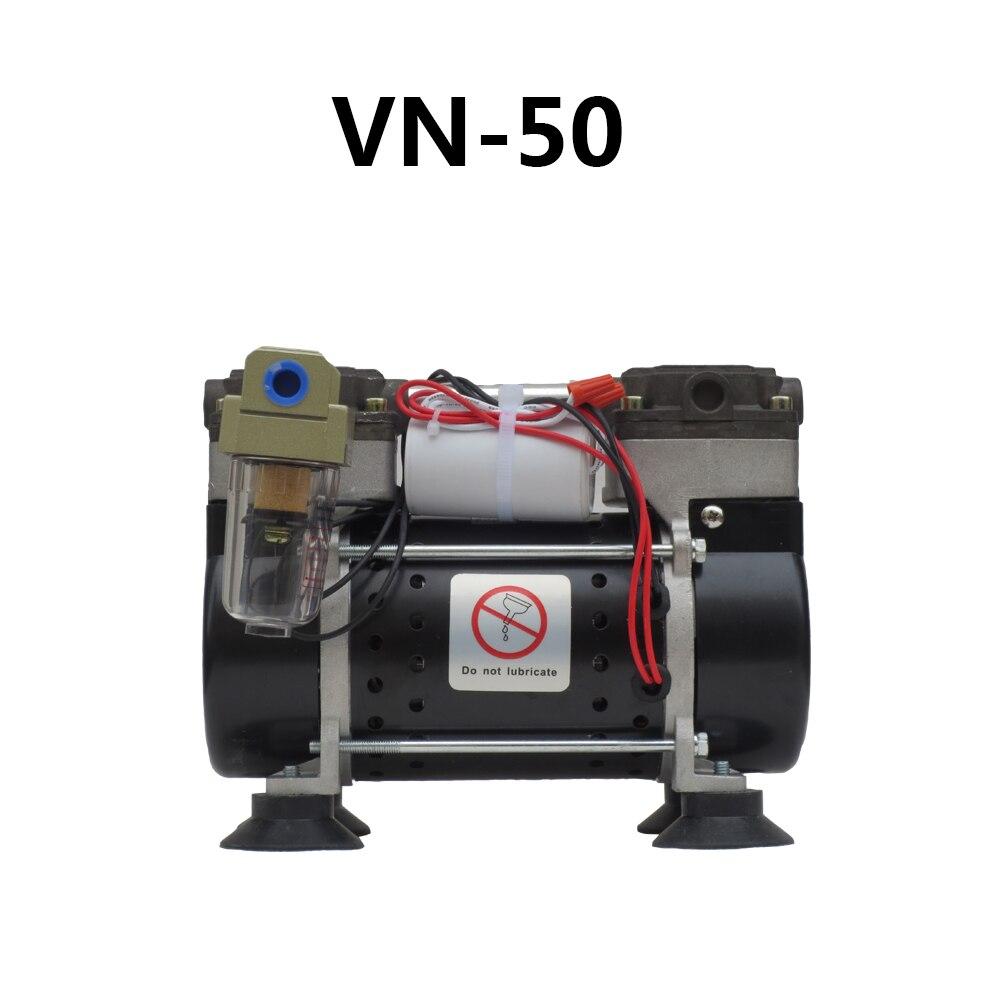 220 В 110 Вт масла Бесплатная поршень насос высокого давления вакуум насос высокого давления 16L/мин Высокая Вакуумный воздушный насос 88KPa/660 мм