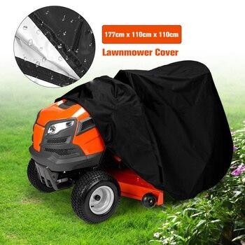 177x110x110 cm Su Geçirmez çim biçme makinesi Kapağı Traktör ızgara kapağı UV Koruma Bahçe Yard e n e N e n e n e n e n e n e n e n Yerleşimi çok Amaçlı kapakları