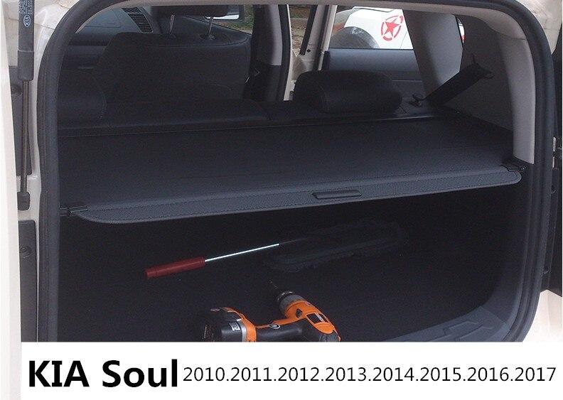 Kia Soul Cargo Cover Base Model 2010 2011 2012 2013