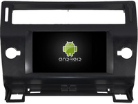 Android CAR Audio DVD Player Gps FOR CITROEN C4 2004 2012 Multimedia Navigation Head Device Unit