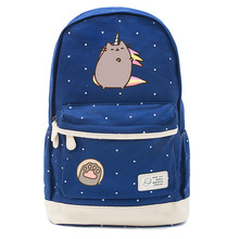 Cartoon Pusheen Cat Backpack