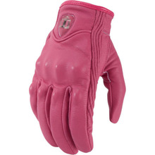 Real Leather Pink women Gloves moto gloves New Arrive Motorbike Gears XS S M L XL Free shipping