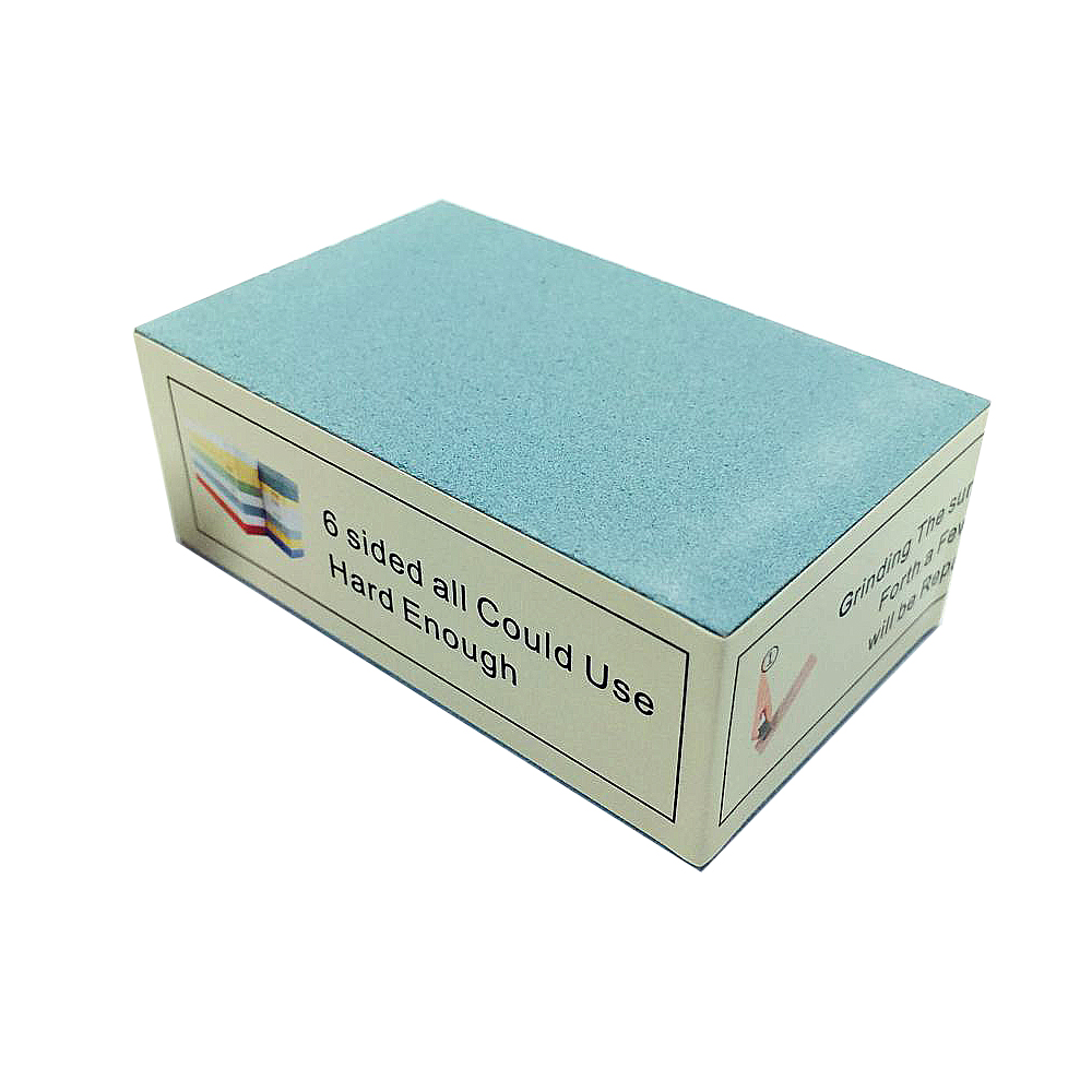 Flattening Stone Dressing up the whetstone repair the flaws of Grindstone Stone Cleaning Block