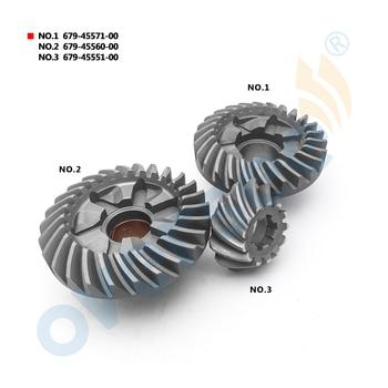 Gear Kit 679-45560-00 679-45571-00 679-45551-00 For YAMAHA Outboard Motor 40 HP 40C model