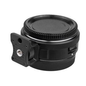 Image 4 - Viltrox NF E Handleiding Focus F Mount Lens Adapter Telecompressor Focal Reducer Speed Booster Voor Nikon F Sony Nex e Mount Camera