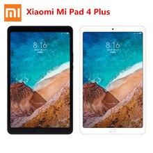 Original Xiaomi Pad 4 Plus Tablets 10.1'' Screen MIUI 9.0 Qualcomm Snapdragon 660 Facial Recognition 4GB RAM 64GB/128GB EMMC