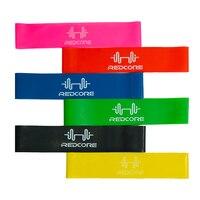 6 уровень/комплект экспандер для йоги Йога для пилатеса, тренировок резиновые петли 0.35mm-1,3 эластичные нитки для дома для спортзала спортивно...
