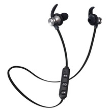 Bluetooth Wireless Headphon Neck-Hang Xiaomi Stereo Waterproof Sports No with Mic Noise-Reduction