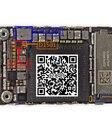 10 jogos/lote para iphone 6 6 plus backlight ic 12 pinos u1502 + backlight bobina l1503 + d1501 + backlight backlight diodo fusíveis filtros