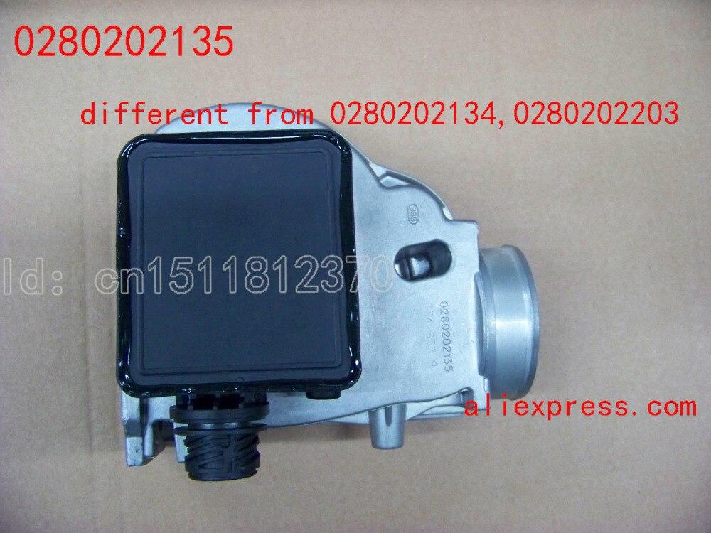Mass Air Flow Meter Sensor 0280202135 0986280033
