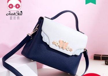цена на Princess sweet lolita bag Summer fashion handbag shoulder bag leisure satchel Korean version simple platinum bag women 171939