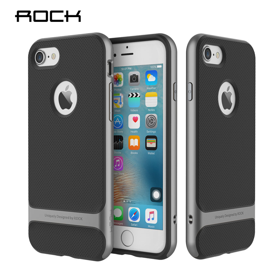 Aliexpress.com : Buy For iPhone 7 / 7 plus case PC frame ...