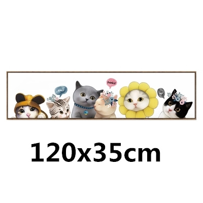 DiamondEmbroidery China landscape scenery Cat 5D Full Diamond Painting Flower Cross Stitch Diamond Mosaic Decoration in Diamond Painting Cross Stitch from Home Garden