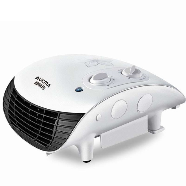 Aucma Ptc Portable Heater Nf20h208t Ipx3 Bathroom And Living Room Dual Use Electric Warmer