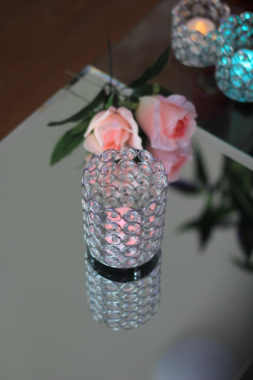 Wholesale DHL Free Shipping Wedding Decoration crystal ...