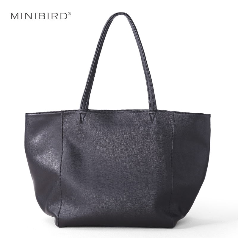 Genuine Leather Bag For Women Shoulder Bag Female Large Capacity Luxury Handbag Lady Cowhide Casual Tote Bag New Arrival 2018 new arrival crocodilian veins embellished handbag slanting bag for female