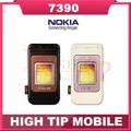 Nokia 7390 оригинал Nokia 7390 мобильный телефон Bluetooth 3.15MP бесплатная доставка восстановленное