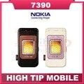 Nokia 7390 Nokia 7390 teléfono móvil Bluetooth 3.15MP envío gratis reacondicionado