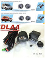 Car fog lamps, light source, safety DLAA  fog lamps, suitable for  NISSAN  X TRAIL FRONTIER  2008-2011  H11 12 V 55 w
