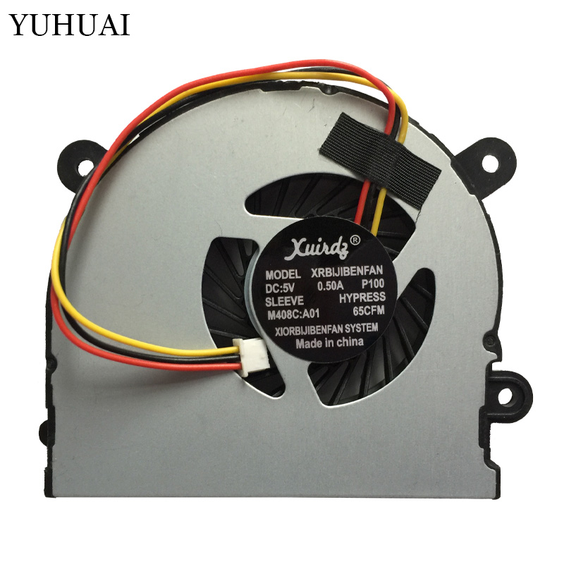 Laptop CPU Cooler Fan For Clevo 6-31-W25HS-100 AB6605HX-J03(CWC45X)DC5V 0.40A все цены