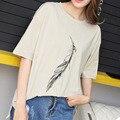 women tops blouse plus size shirt dress 2017 summer t shirt women kawaii clothing