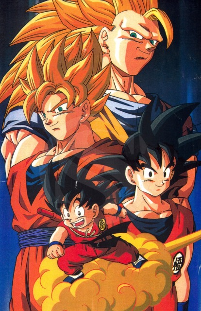 Image result for Dragon Ball z poster