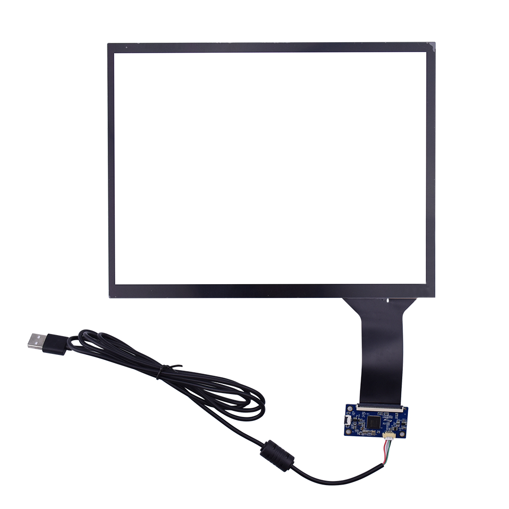 NEW With Controller Industrial Capacitive Screen Touch Screen 12.1 Inch 260.4*202.9mm Replacement 9 inch display p nair momo9 interstellar version touch screen capacitive screen 300 n3860b a00