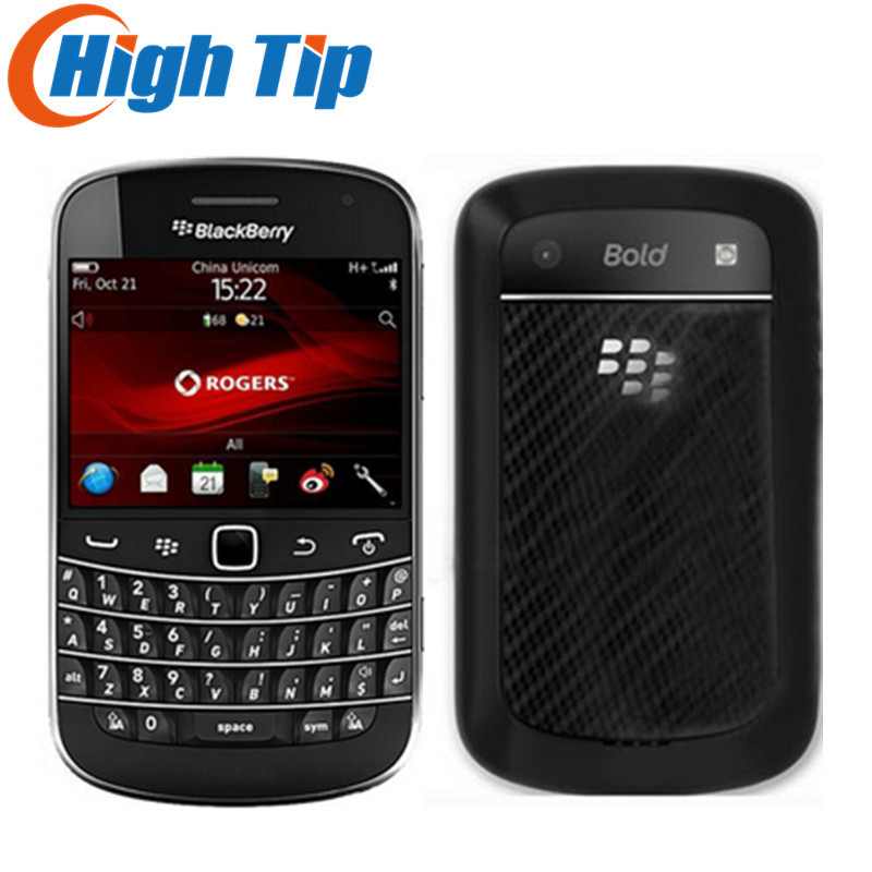 Unlocked Original Blackberry Bold Touch 9930 Mobile Phone Wi Fi GPS 5 0MP 8GB internal memory