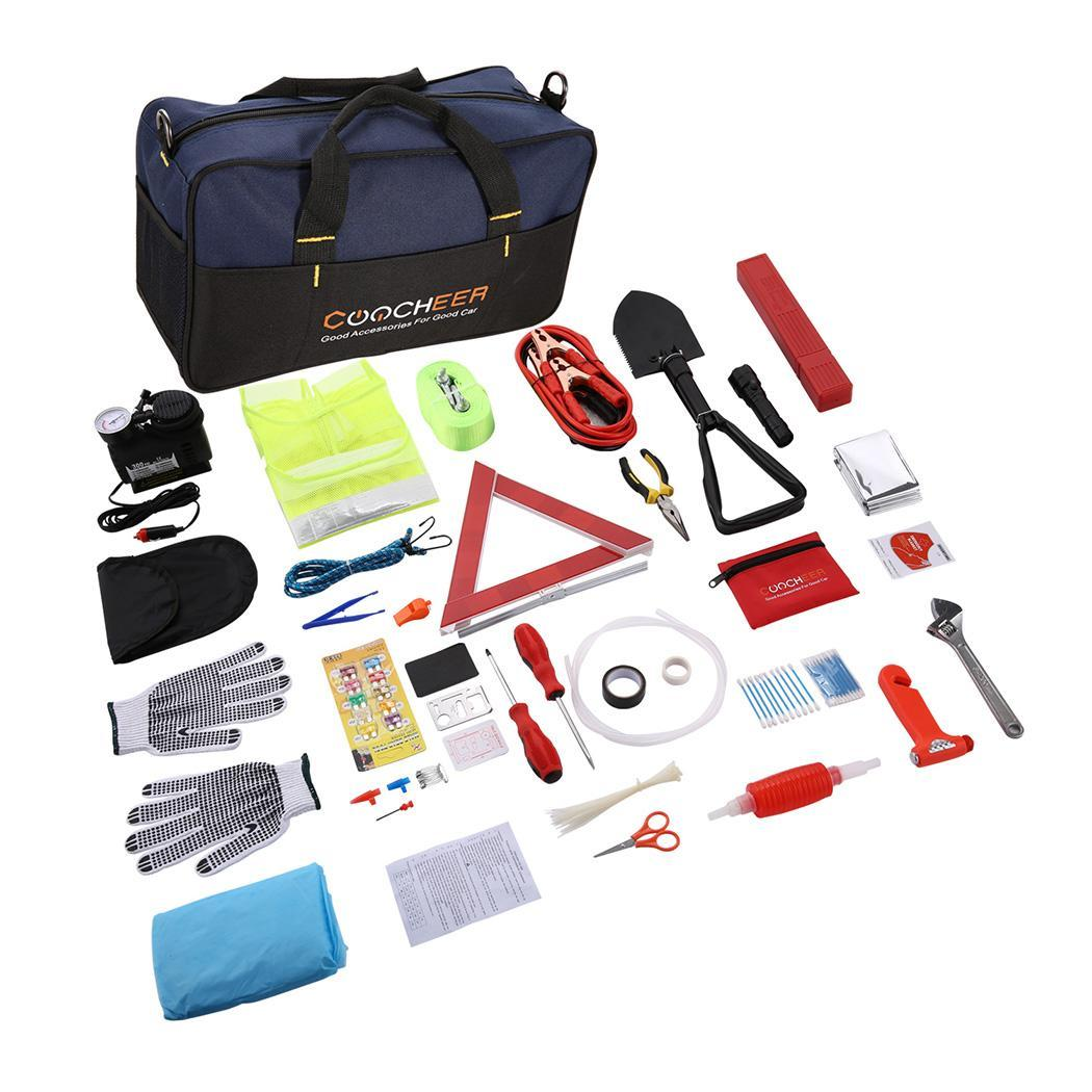 Assistance Roadside Car Emergency Kit Auto Safety Kit