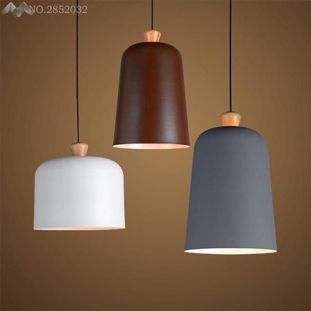 lfh moderne bois pendentif lumi re nordique suspension. Black Bedroom Furniture Sets. Home Design Ideas