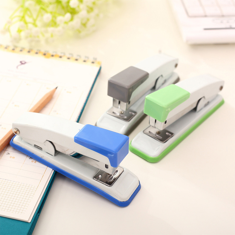 FGHGF Medium Sized Stapler Labor Saving Stapler Economy Durability Stapler Box Packed For Office Stationery Office Accessories