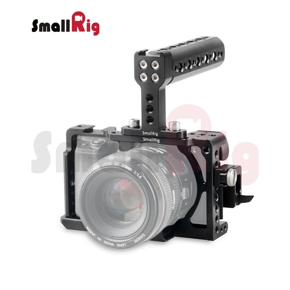 SmallRig 1921 Camera Accessory Kit for Sony A6000/A6300/A6500 ILCE-6000/ILCE-6300/ILCE-6500/NEX7 sony ilce 6000 a6000y a6000 24 3 mp digital camera body