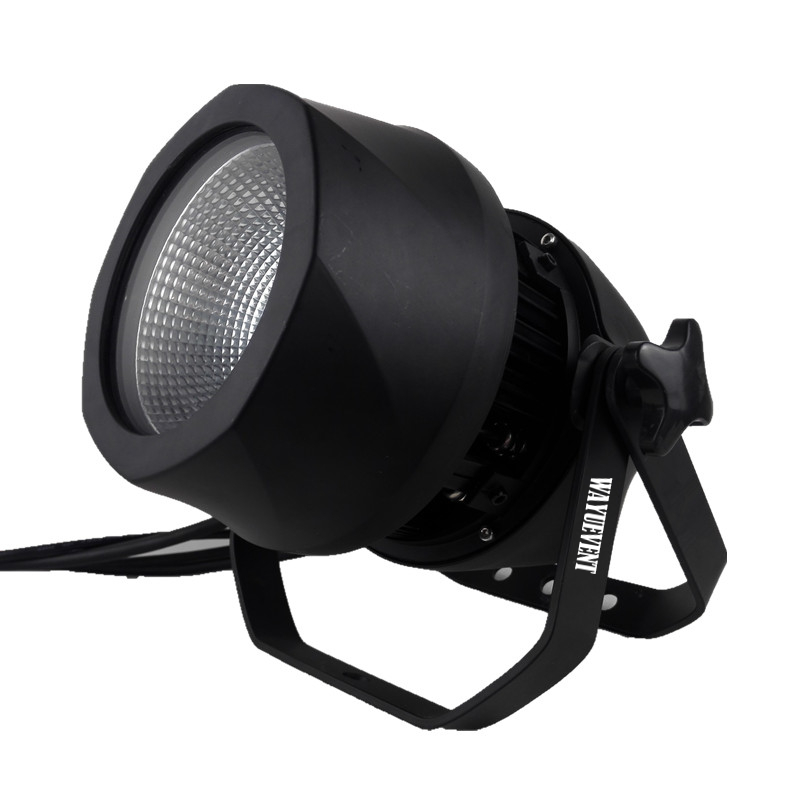 2018 New Waterproof 200W LED COB Par Light RGBW Parcan Surface Profile DMX512 IP65 Outdoor Lights Stage TV studio disco Club