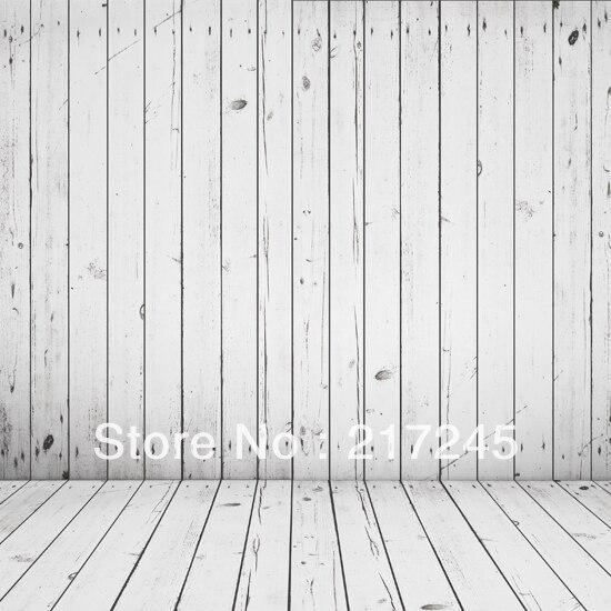 아트 패브릭 사진 배경 화면 Wood Floordrop 사용자 지정 사진 배경 배경 5ftX7ft D-581