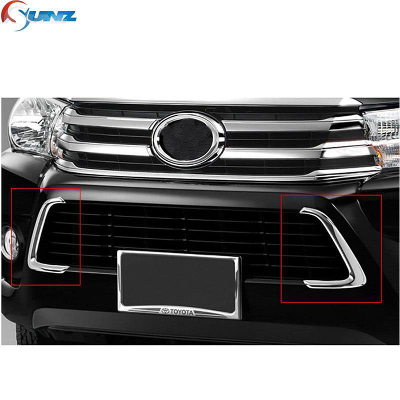 NEW TOYOTA HILUX 2009-2012 FRONT BUMPER UPPER CENTER CHROME GRILLE