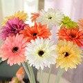 Бонсай с хризантемой шт. 200 Красивые цветочные растения вечный домашний сад Гербера Хризантема Бесплатная доставка - фото