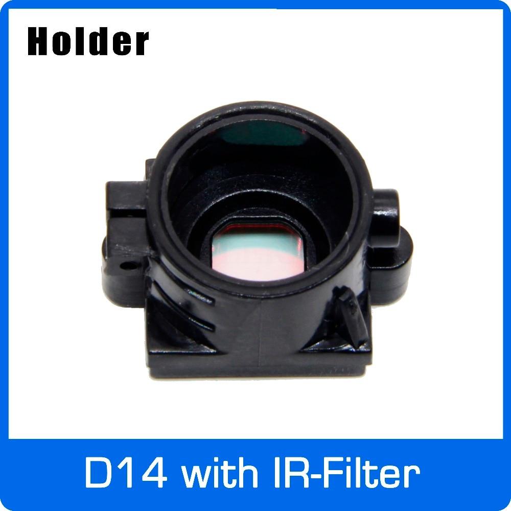 10x Plastic CCTV Board Camera MTV M12 Mount Lens Holder for camera mainboard