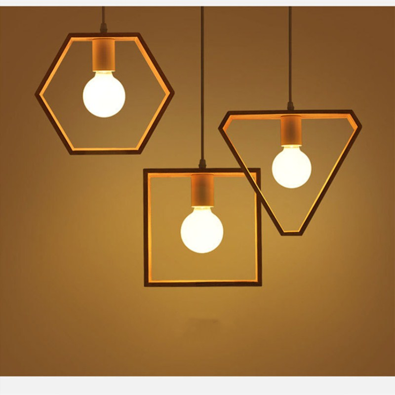 Modern Concise Creative Art Fashion Wood Pendant Lamp Cafe Bar Restaurant Bedroom Parlor Office Decoration Lamp Free Shipping цена 2017