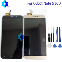 5.5 For Cubot Note S LCD Display and Touch Screen Screen Digitizer Assembly Tools+Adhesive