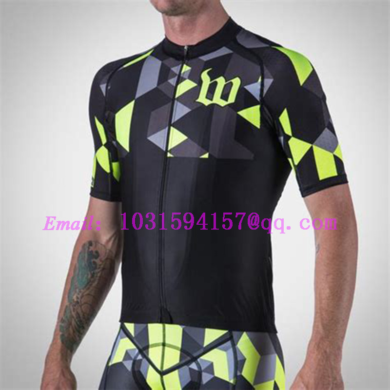 wattie ink cycling jersey suit custom clothing yellow black aero maillot  jacket bicycle tops wear shirt 2d222db49