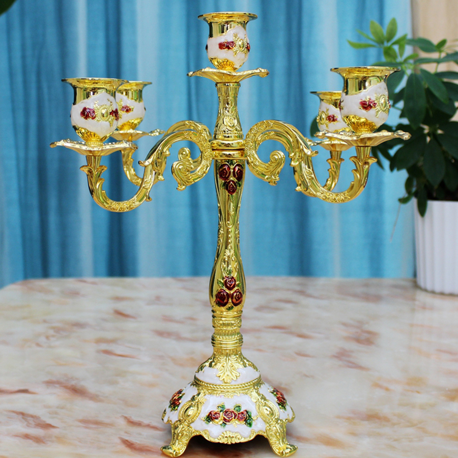 deco wedding table morrocan centros of mesa candlesticks