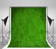 Laeacco Grass Green Screen Stage Photocall Wedding Photography Backgrounds Customized Photographic Backdrops For Photo Studio