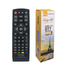 AUN0447 UNIVERSAL DVB T2 DTT 2800 in 1 REMOTE CONTROL HOT SALE in South Africa /  South Eastern Asia market .