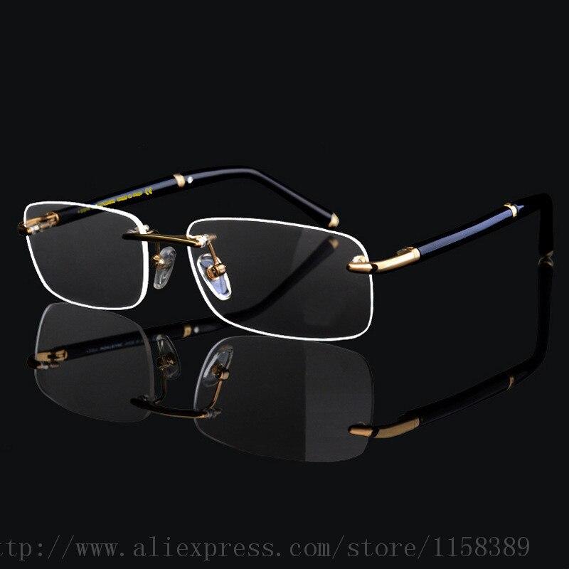 Optical Glasses Accessories : 2016 Myopia Optical Reading MB0374 MB 374 Men Women ...
