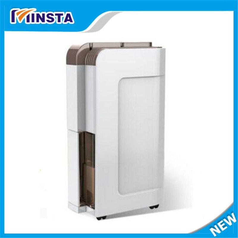 Hot Sale Portable Mini Dehumidifier Electric Quiet Air Dryer  Compatible Air Dehumidifier for Home Bathroom