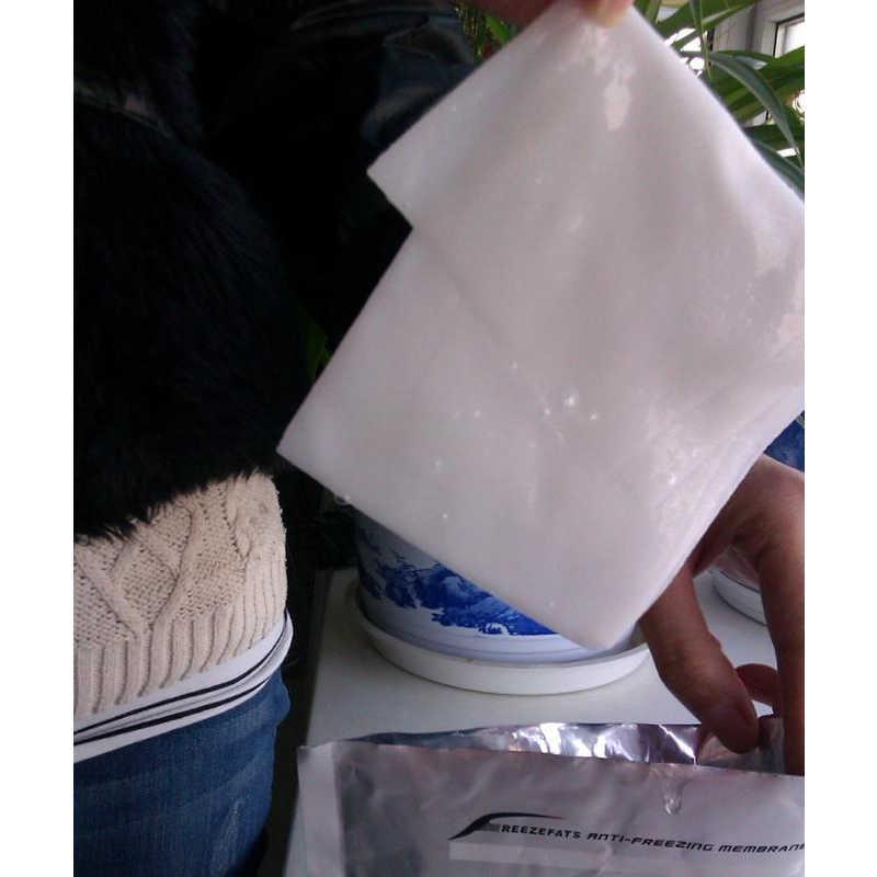 50 stück 100% Effektive Anti einfrieren membran Frostschutz membran kryo pad für Cryolipolysis