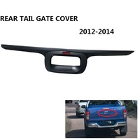 CITYCARAUTO CAR STYLING FOR HILUX VIGO TAIL GATE COVER REAR TRUNK COVER STICKER FIT FOR TOYTA