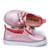 Mmnun primavera bonito das crianças calçados infantis princesa menina shoes com arco-nó crianças pu shoes meninas da criança plana vestido shoes